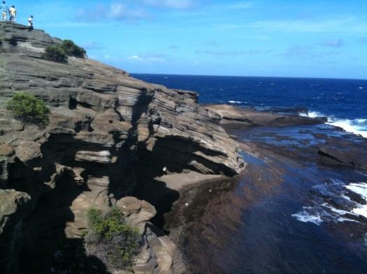 Waimanalo Bay Cliffs