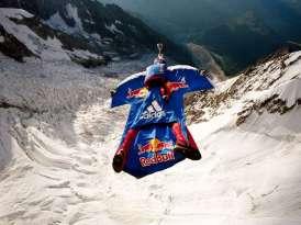redbull wingsuit