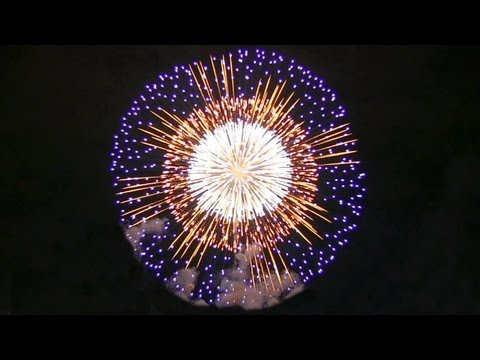 beautiful firework revolution