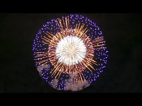 beautiful firework revolution