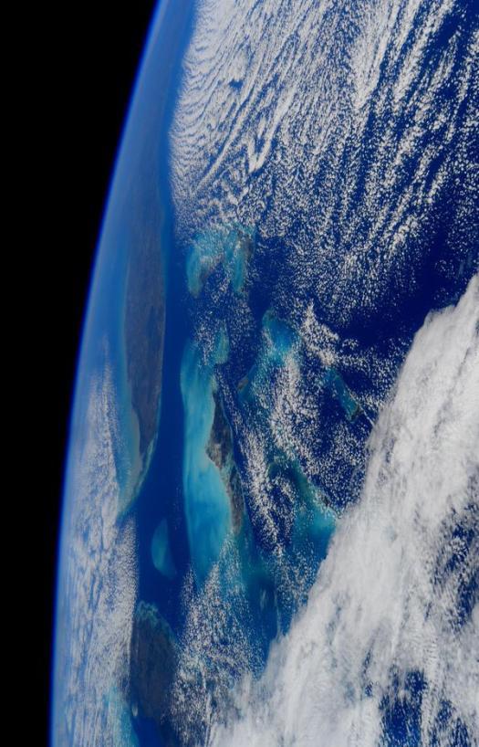 Earth, Space, Astronaut, deep dream, deepdream, AI, Google Research