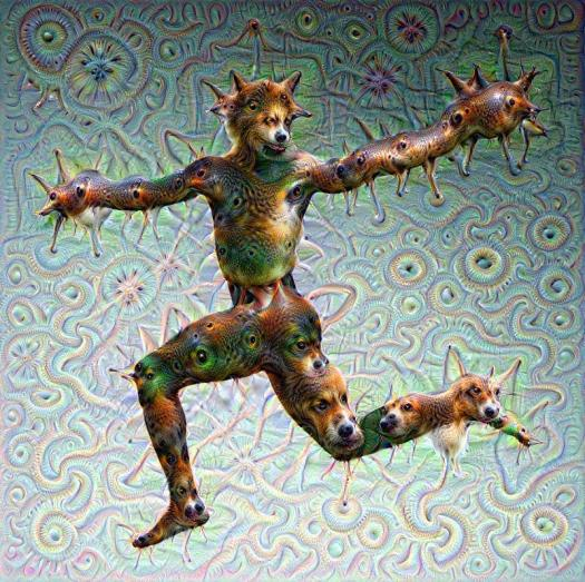 deep dream, deepdream, Odell Beckham Jr , ESPN, Bodies Issue, Instagram