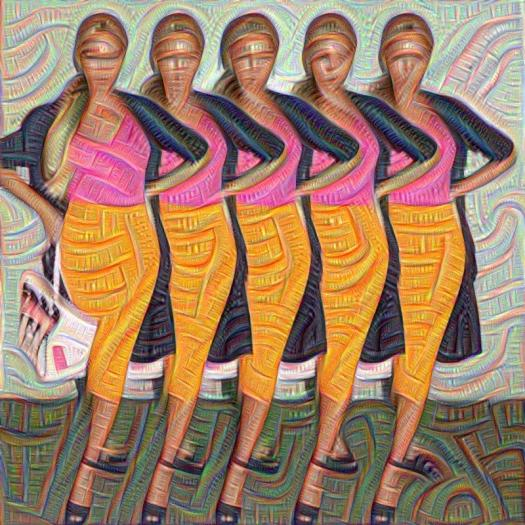 deep dream, deepdream, Beyonce, Google Research, AI,