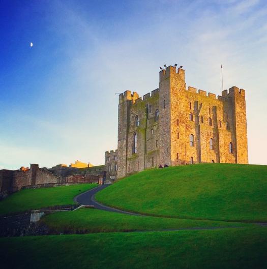 Castle, Scotland, @amyleerobinson, Amyleerobinson, Instagram, deep dream