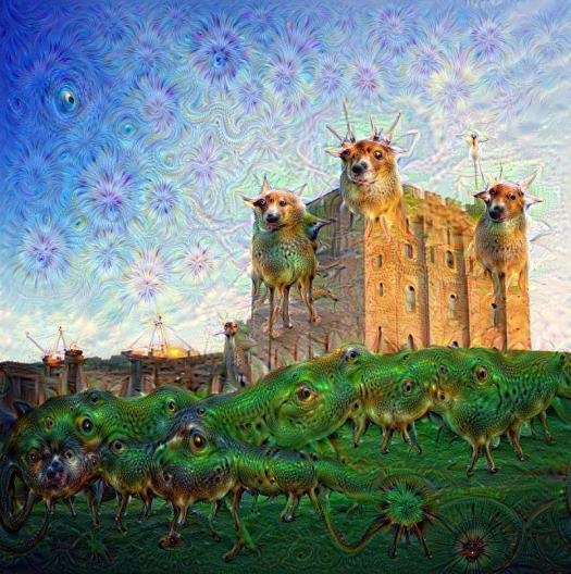 deep dream, deepdream, AI, instagram